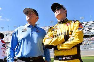 Erik Jones, Joe Gibbs Racing, Toyota Camry DeWalt and Joe Gibbs