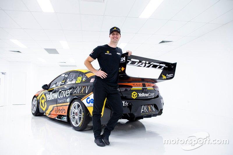 Гарри Джейкобсон, Matt Stone Racing, Holden Commodore ZB