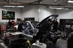 #54 Black Swan Racing Porsche 911 GT3 R: Tim Pappas, Jeroen Bleekemolen, Sven Müller, Trenton Estep