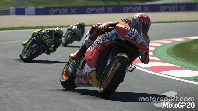 Screenshot MotoGP20