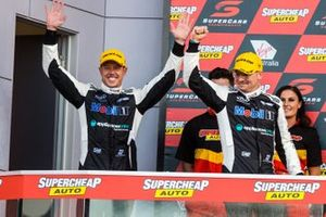 Podium: third place James Courtney, Jack Perkins, Walkinshaw Andretti United