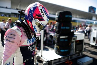 Sergio Perez, Racing Point