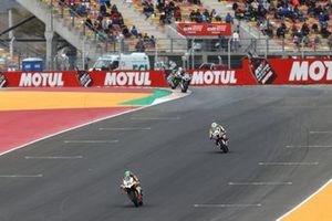 Eugene Laverty, Team Go Eleven, Leandro Mercado, Orelac Racing Team