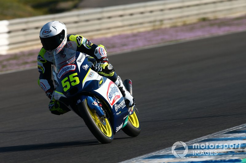 #55 Romano Fenati, Max Racing Team