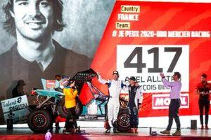 #417 BBR Mercier Racing - Can Am: Axel Alletru, Francois Beguin