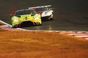 #98 Aston Martin Racing Aston Martin Vantage: Paul Dalla Lana, Darren Turner, Ross Gunn