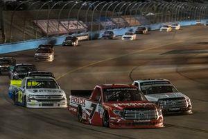 Tanner Gray, DGR-Crosley, Toyota Tundra Honda Generators, Brandon Jones, Kyle Busch Motorsports, Toyota Tundra DuPont Air Filtration