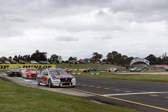 Шейн ван Гисберген и Гарт Тандер, Triple Eight Race Engineering, Holden ZB Commodore