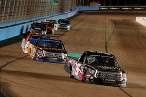 Dylan Lupton, DGR-Crosley, Toyota Tundra SHREDDY and Tyler Ankrum, DGR-Crosley, Toyota Tundra LiUNA!
