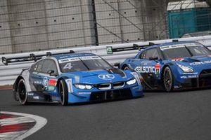 Alex Zanardi #4 BMW M4 DTM