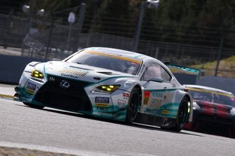 #60 SYNTIUM LMcorsa RC F GT3(吉本大樹/宮田莉朋)