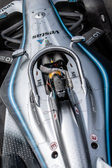 Стоффель Вандорн, Mercedes-Benz EQ Formula E Team, Mercedes-Benz EQ Silver Arrow 01