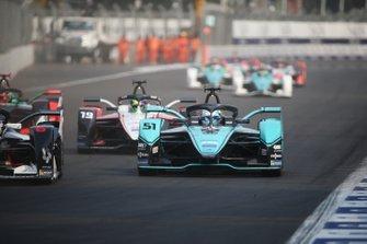 James Calado, Jaguar Racing, Jaguar I-Type 4 Felipe Massa, Venturi, EQ Silver Arrow 01