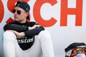 Stoffel Vandoorne, Mercedes Benz EQ, on the grid