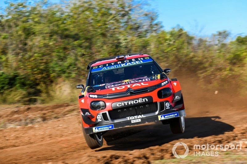 Эсапекка Лаппи и Янне Ферм, Citroen Total WRT, Citroen C3 WRC