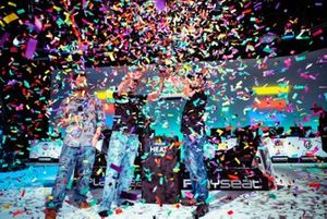 eNASCAR Heat Pro League champions