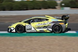 #129 Huracan Super Trofeo Evo, Change Racing: Corey Lewis, Richard Antinucci