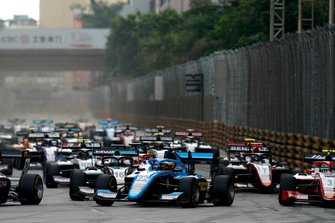 Arjun Maini, Jenzer Motorsport.