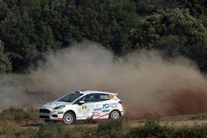 Marco Pollara, David Castiglioni, Ford Fiesta R2