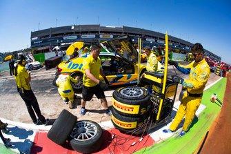 Pneus Pirelli - Stock Car Brasil