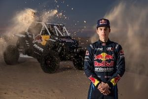 Membro del team Red Bull Off-Road Junior Seth Quintero