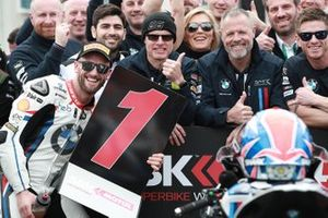 Pole position di Tom Sykes, BMW Motorrad WorldSBK Team