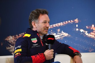 Christian Horner, Teambaas, Red Bull Racing