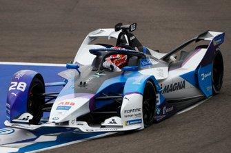 Максимилиан Гюнтер, BMW i Andretti Motorsport, BMW iFE.20