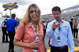 Denny Hamlin, Joe Gibbs Racing, Toyota Camry FedEx Express Dave Alpern