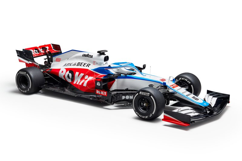 Автомобиль Williams FW43