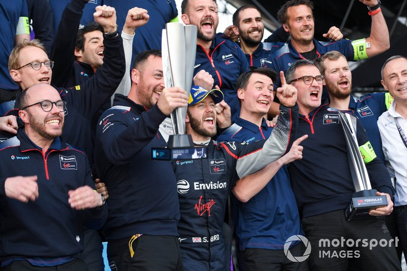 Sam Bird, Virgin Racing, 1st position