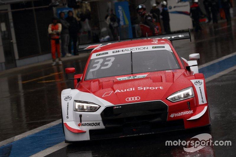 Rene Rast, #33 Audi Sport RS5 DTM