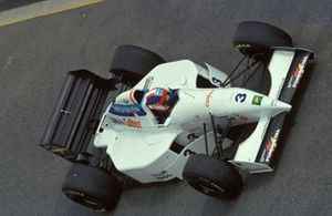 Ukyo Katayama, Tyrrell 022 Yamaha, al GP del Portogallo del 1994