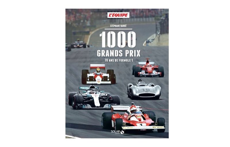 1000 Grands Prix, 70 ans de Formule 1