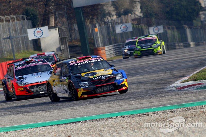 Tosini Luca, Peroglio Roberto,Skoda Fabia, Monza Rally Show