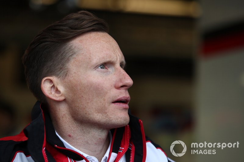 Mike Conway (#7 Toyota)