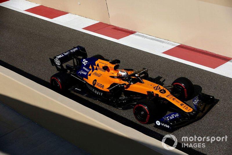 2019: McLaren-Renault MCL34