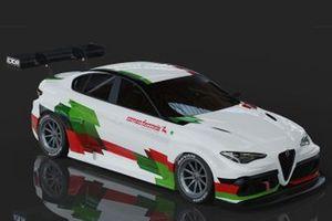 Alfa Romeo Giulia ETCR, Romeo Ferraris
