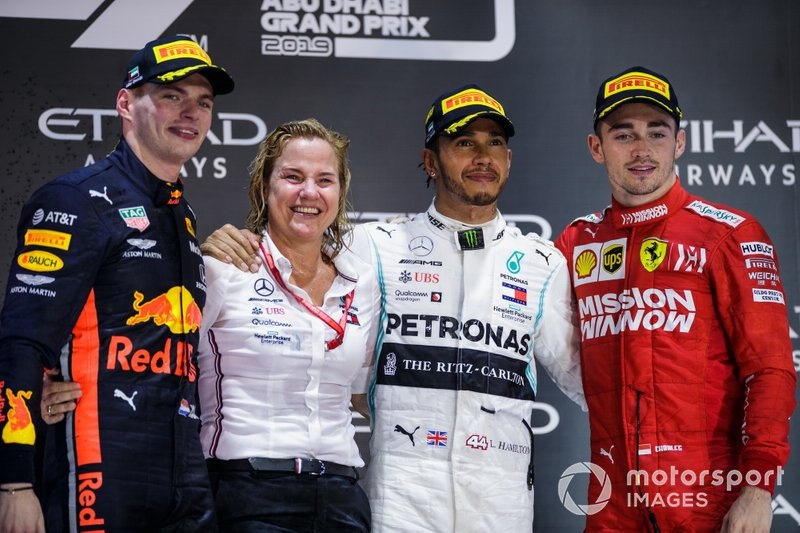 Britta Seeger - GP de Abu Dhabi de 2019