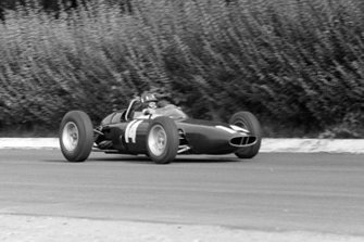 Грэм Хилл, BRM P57