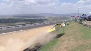 Dean Canto, #29 Trofeo Motorsport Lamborghini Huracan GT3