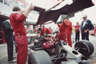 Niki Lauda, McLaren, Innes Ireland