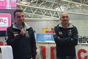 Norbert Michelisz, Gabriele Tarquini, BRC Racing Team