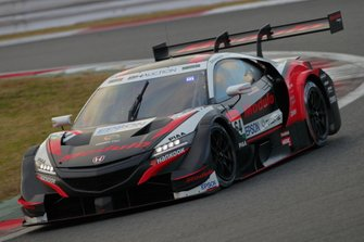 Tadasuke Makino, Narain Karthikeyan, Nakajima Racing, Honda NSX-GT