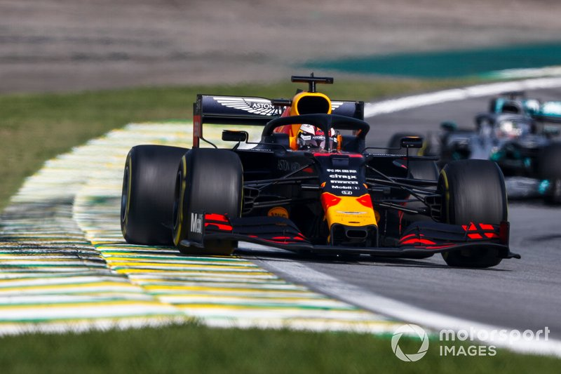 75. Max Verstappen - Red Bull Racing RB15-Honda - 2019 Brezilya GP