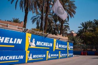 Letrero de Michelin