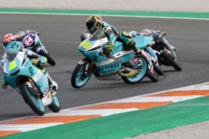 Lorenzo Dalla Porta, Leopard Racing crash