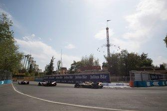 Pascal Wehrlein, Mahindra Racing, M6Electro Edoardo Mortara, Venturi, EQ Silver Arrow 01, Jean-Eric Vergne, DS Techeetah, DS E-Tense FE20