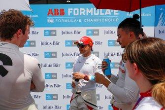 Фелипе Масса, Venturi Racing, и Паскаль Верляйн, Mahindra Racing