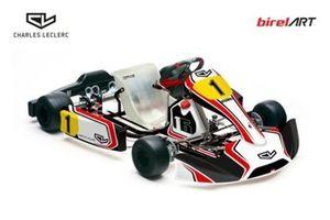 Team Kart di Charles Leclerc